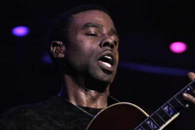 ... and Grammy-winner <b>Norman Brown</b> had no problem with this situation. - Brown1